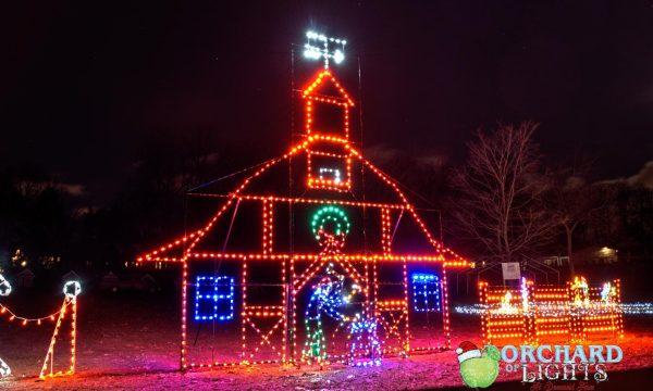 lights barn hdr