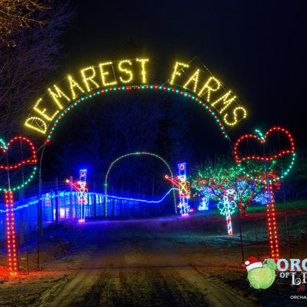 lights demarest farms archway